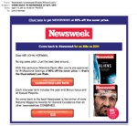 Newsweek Offer